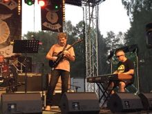 Koncert zespołu WE PLAY BLUES, 26.08.2016 r.